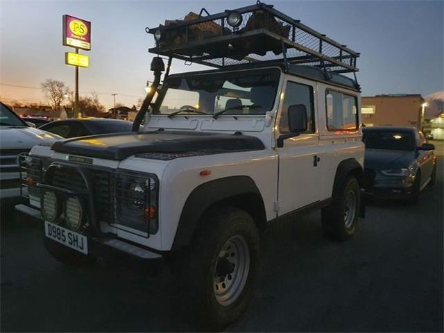 1987 Land Rover Defender (CC-1439701) for sale in Cadillac, Michigan
