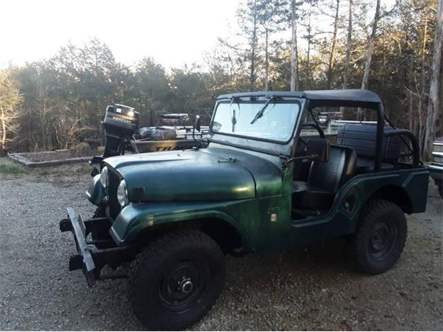 1968 Jeep CJ5 (CC-1439702) for sale in Cadillac, Michigan