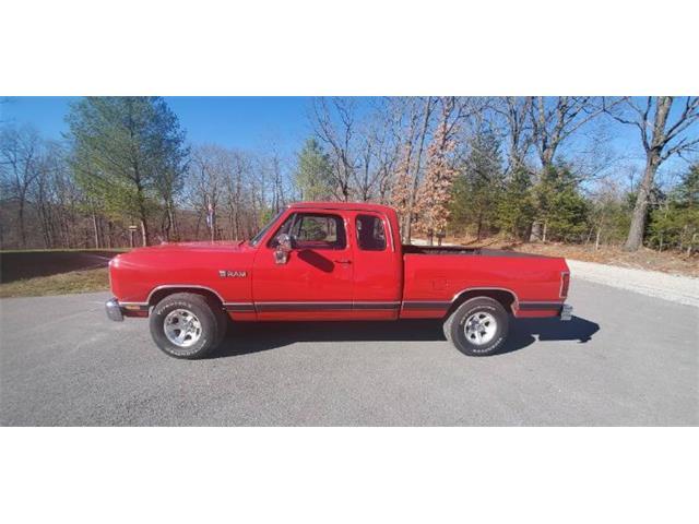 1990 Dodge Ram (CC-1439708) for sale in Cadillac, Michigan