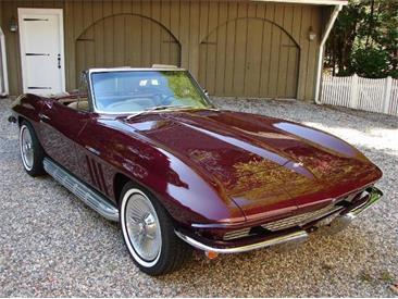 1965 Chevrolet Corvette (CC-1439711) for sale in Cadillac, Michigan