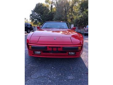 1984 Porsche 944 (CC-1439713) for sale in Cadillac, Michigan