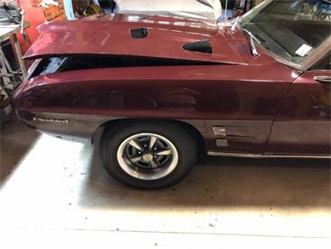 1969 Pontiac Firebird (CC-1439717) for sale in Cadillac, Michigan