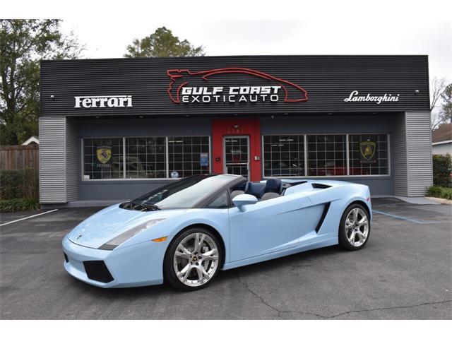 2008 Lamborghini Gallardo (CC-1439718) for sale in Biloxi, Mississippi