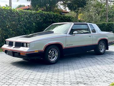 1984 Oldsmobile Cutlass (CC-1439722) for sale in Delray Beach, Florida