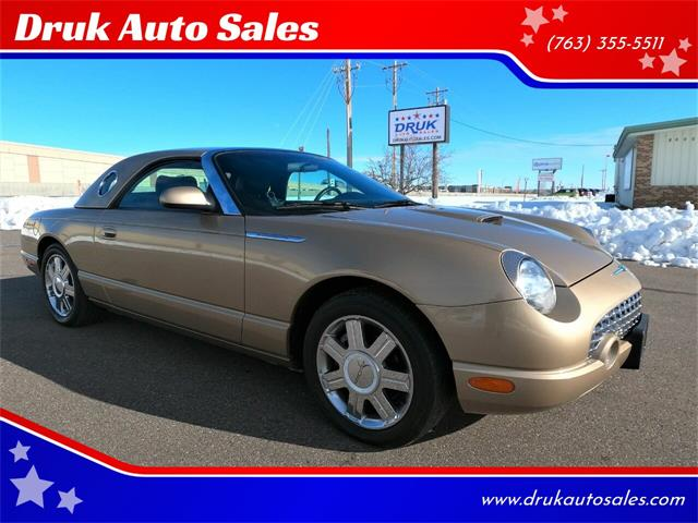 2005 Ford Thunderbird (CC-1439723) for sale in Ramsey, Minnesota