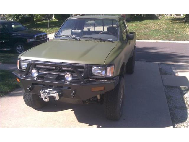 1993 Toyota Pickup (CC-1439724) for sale in Cadillac, Michigan
