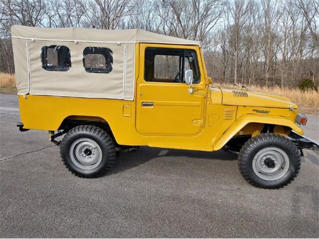 1976 Toyota Land Cruiser FJ (CC-1439727) for sale in Cadillac, Michigan