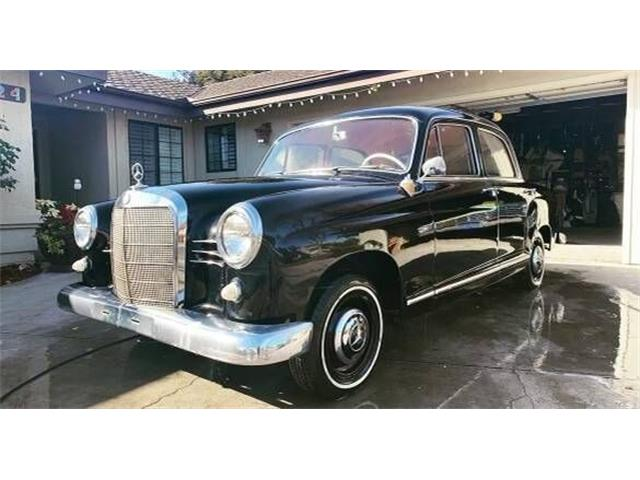 1960 Mercedes-Benz 190D (CC-1439728) for sale in Cadillac, Michigan