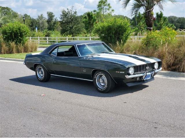 1969 Chevrolet Camaro (CC-1439731) for sale in Cadillac, Michigan