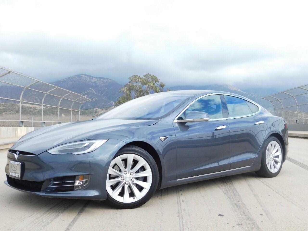 2018 Tesla Model S (CC-1439734) for sale in Santa Barbara, California
