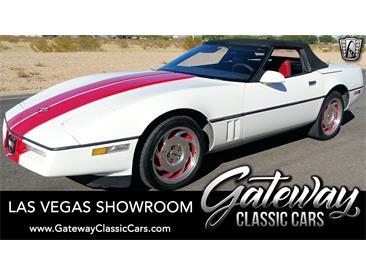 1986 Chevrolet Corvette (CC-1439736) for sale in O'Fallon, Illinois