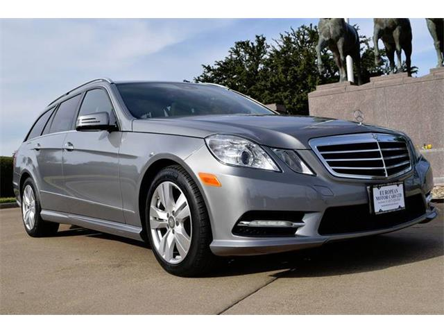 2013 Mercedes-Benz E-Class (CC-1439737) for sale in Fort Worth, Texas