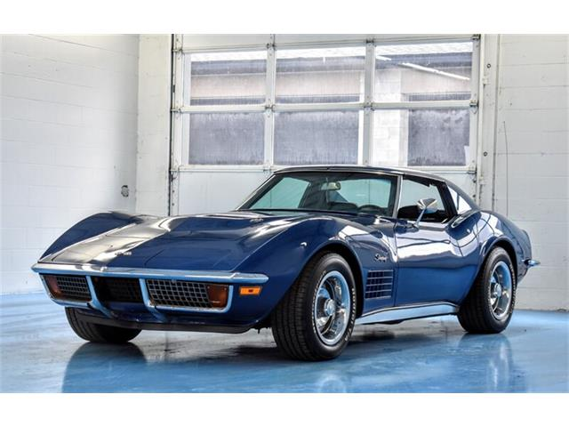 1972 Chevrolet Corvette (CC-1439739) for sale in Springfield, Ohio