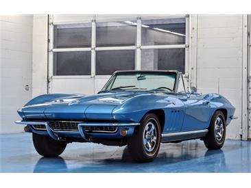 1966 Chevrolet Corvette (CC-1439741) for sale in Springfield, Ohio