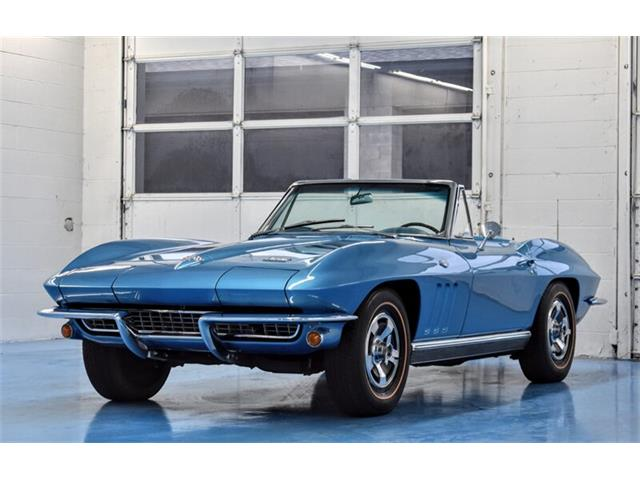 1966 Chevrolet Corvette (CC-1439741) for sale in Springfield, Ohio