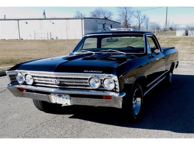 1967 Chevrolet El Camino (CC-1439745) for sale in Dayton, Ohio