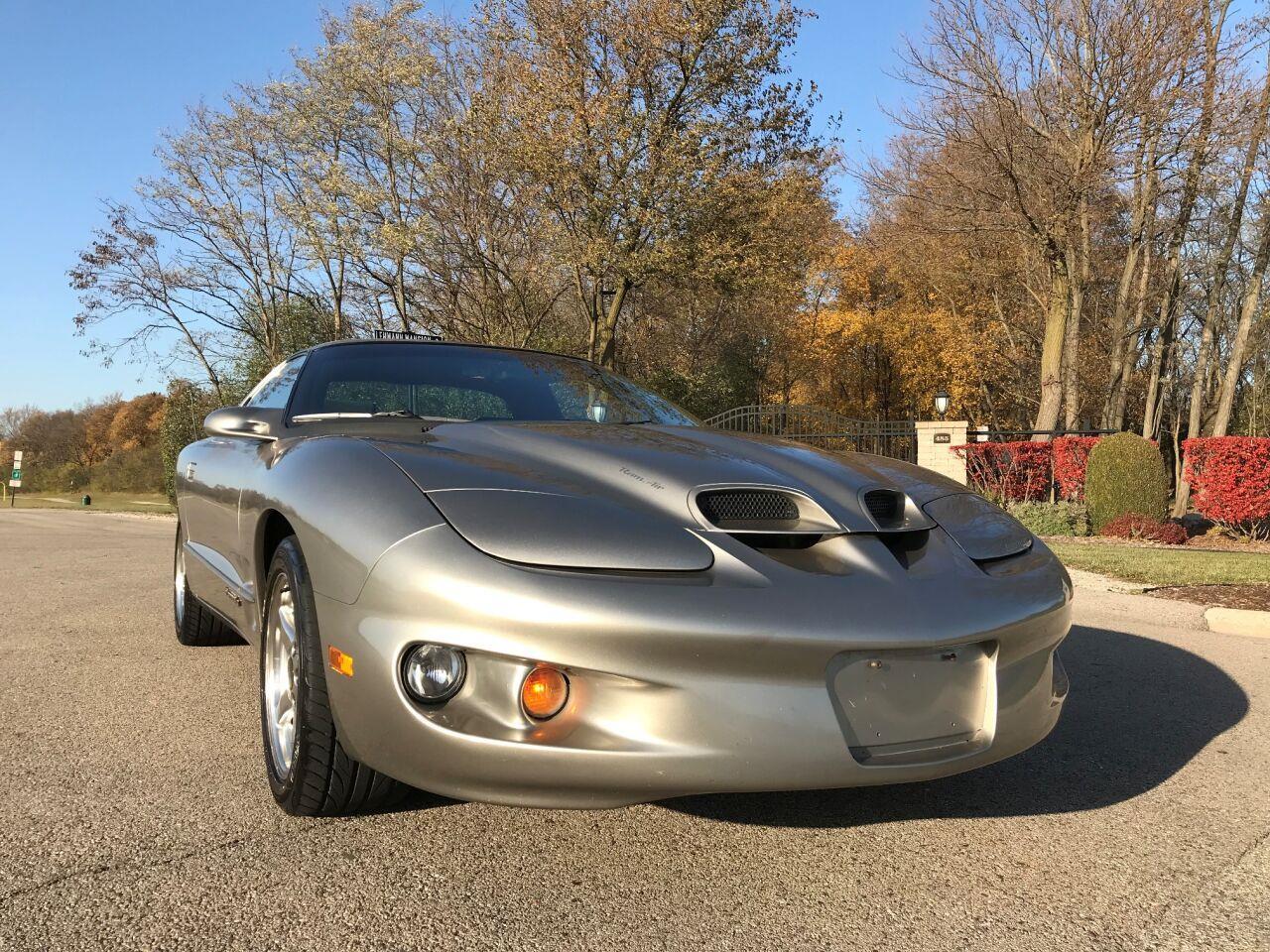 2000 Pontiac Firebird (CC-1439748) for sale in San Luis Obispo, California