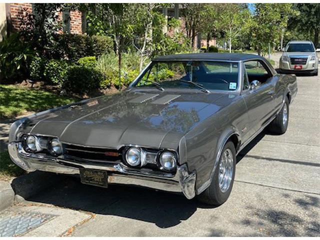 1967 Oldsmobile 442 (CC-1439753) for sale in San Luis Obispo, California