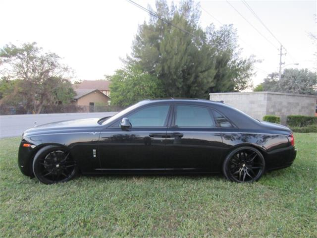 2014 Rolls-Royce Silver Ghost (CC-1439755) for sale in Delray Beach, Florida
