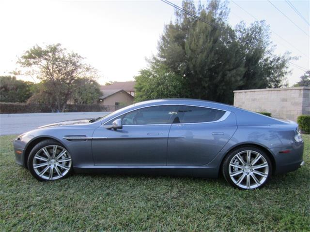 2010 Aston Martin Rapide (CC-1439757) for sale in Delray Beach, Florida