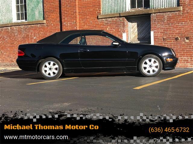 2000 Mercedes-Benz CLK (CC-1439759) for sale in Saint Charles, Missouri