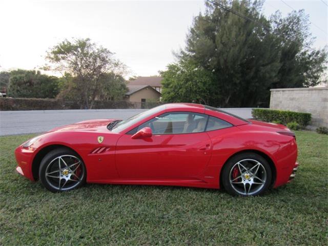 2010 Ferrari California (CC-1439760) for sale in Delray Beach, Florida