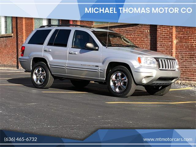2004 Jeep Grand Cherokee (CC-1439763) for sale in Saint Charles, Missouri