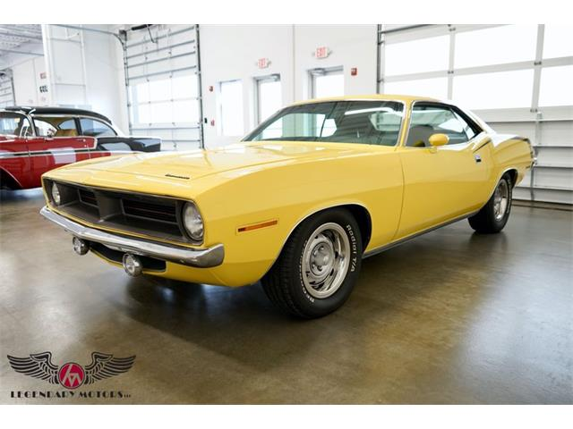 1970 Plymouth Barracuda (CC-1439764) for sale in Beverly, Massachusetts