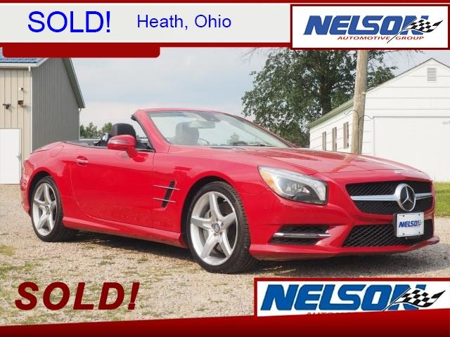 2013 Mercedes-Benz SL-Class (CC-1439770) for sale in Marysville, Ohio