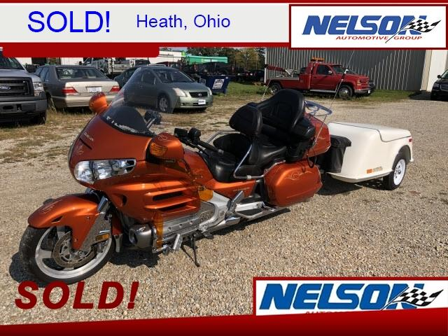 2002 Honda Motorcycle (CC-1439771) for sale in Marysville, Ohio