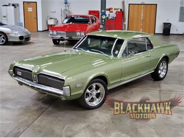 1968 Mercury Cougar (CC-1439775) for sale in Gurnee, Illinois