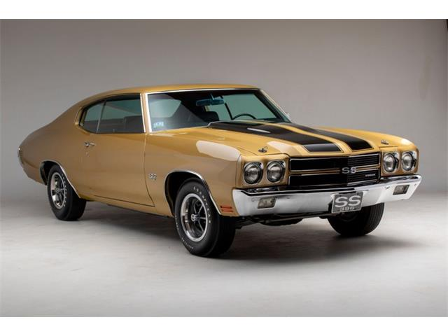 1970 Chevrolet Chevelle (CC-1439786) for sale in Clifton Park, New York