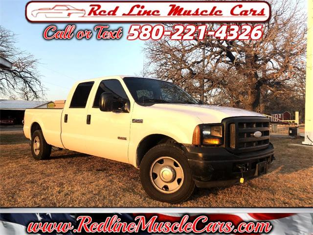 2007 Ford F250 (CC-1439792) for sale in Wilson, Oklahoma