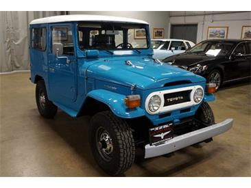 1978 Toyota Land Cruiser FJ (CC-1439794) for sale in Chicago, Illinois