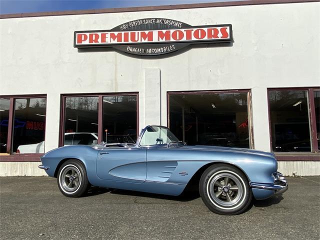 1961 Chevrolet Corvette (CC-1439796) for sale in Tocoma, Washington