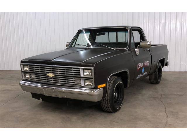 1982 Chevrolet C10 (CC-1439797) for sale in Maple Lake, Minnesota
