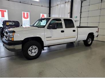 2003 Chevrolet Silverado (CC-1439798) for sale in Bend, Oregon