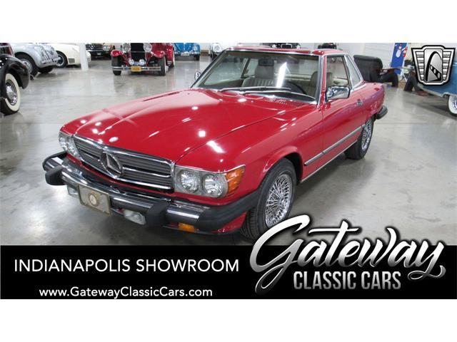 1988 Mercedes-Benz Automobile (CC-1439800) for sale in O'Fallon, Illinois