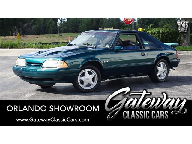 1992 Ford Mustang (CC-1439809) for sale in O'Fallon, Illinois