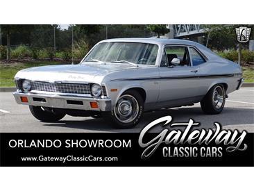 1972 Chevrolet Nova (CC-1439813) for sale in O'Fallon, Illinois