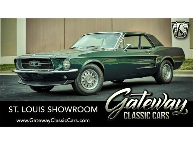 1967 Ford Mustang (CC-1439818) for sale in O'Fallon, Illinois
