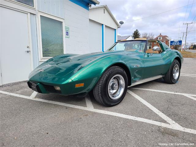 1977 Chevrolet Corvette (CC-1439822) for sale in martinsburg, Pennsylvania