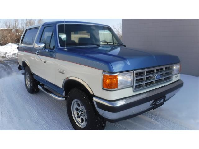 1988 Ford Bronco (CC-1439825) for sale in MILFORD, Ohio