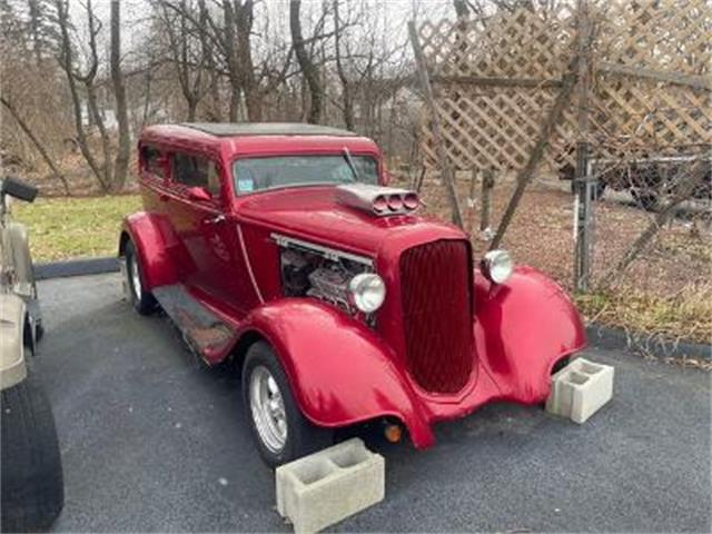 1933 Plymouth Sedan (CC-1439826) for sale in Walpole, Massachusetts