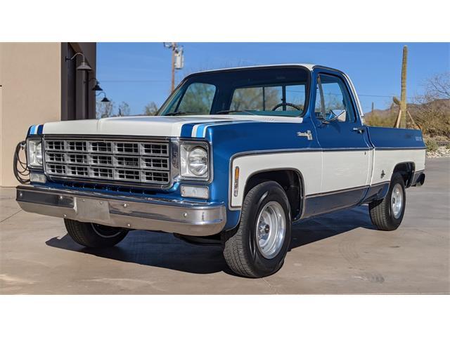 1978 Chevrolet C10 (CC-1439829) for sale in North Scottsdale, Arizona