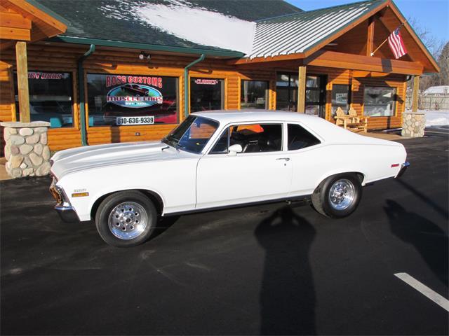 1972 Chevrolet Nova SS (CC-1439830) for sale in Goodrich, Michigan