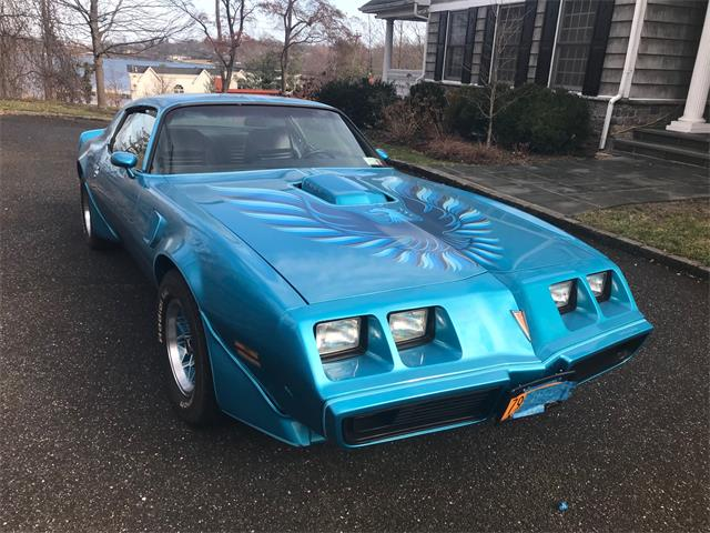 1979 Pontiac Firebird Trans Am WS6 (CC-1439844) for sale in Great Neck, New York