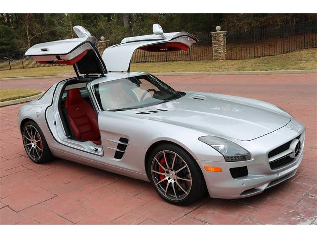 2012 Mercedes-Benz SLS AMG (CC-1439845) for sale in Conroe, Texas
