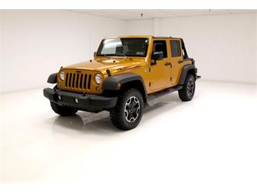2014 Jeep Wrangler (CC-1439849) for sale in Morgantown, Pennsylvania