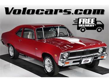 1969 Chevrolet Nova (CC-1439858) for sale in Volo, Illinois